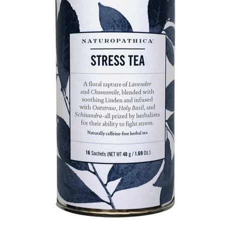 Stress Tea Image