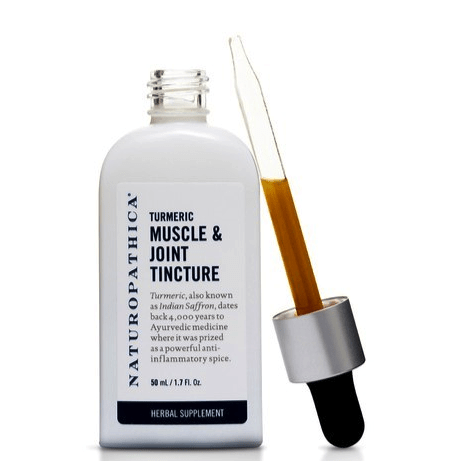 Turmeric Muscle and Joint Tincture Image