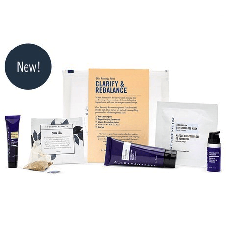 Clarify and Rebalance Skin Remedy Reset Kit Image