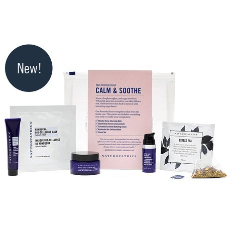 Calm and Soothe Skin Remedy Reset Kit<br> Image
