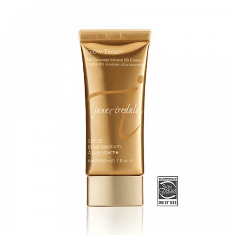 GLOW TIME FULL COVERAGE MINERAL BB CREAM Image