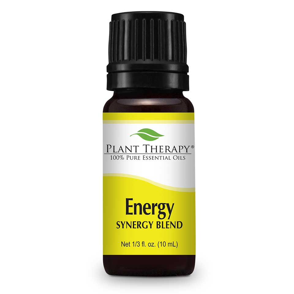 Energy Synergy Essential Oil Image