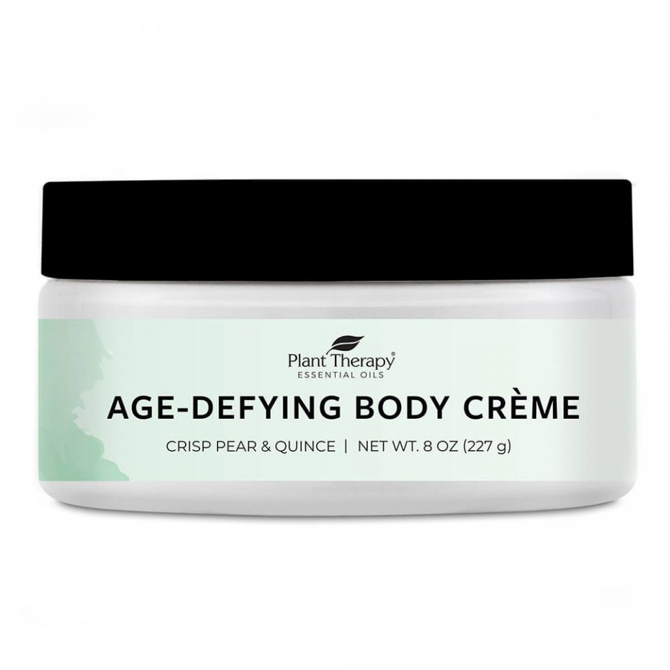 Crisp Pear & Quince Age-Defying Body Creme Image